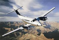 Raytheon King Air B200